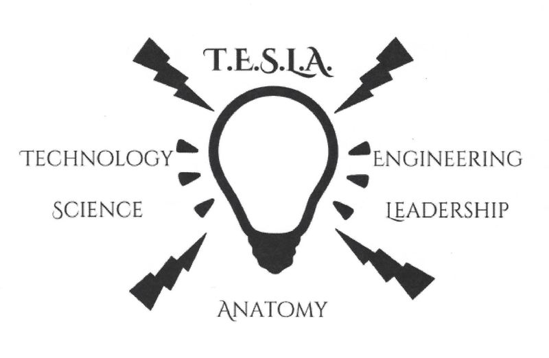 TESLA club logo