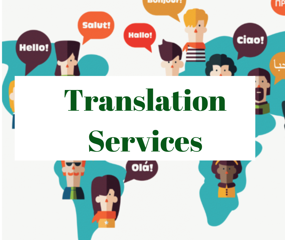 Interpreting/Translations Services