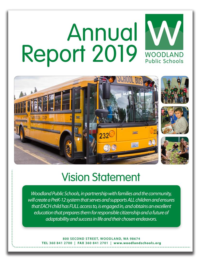 Click here to download the Woodland Public Schools Annual Report for the 2018-2019 school year (released October 2019)