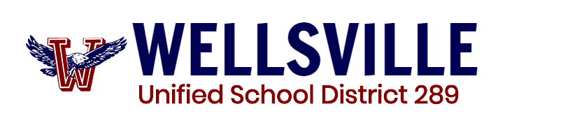 Wellsville Unified School District 289 logo