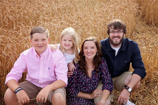 Mrs. Hillary Phillips & her family
