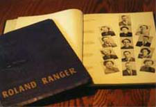 Old Roland Yearbook