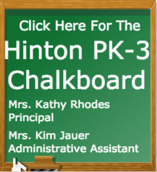 Click here for the Hinton PK Chalkboard
