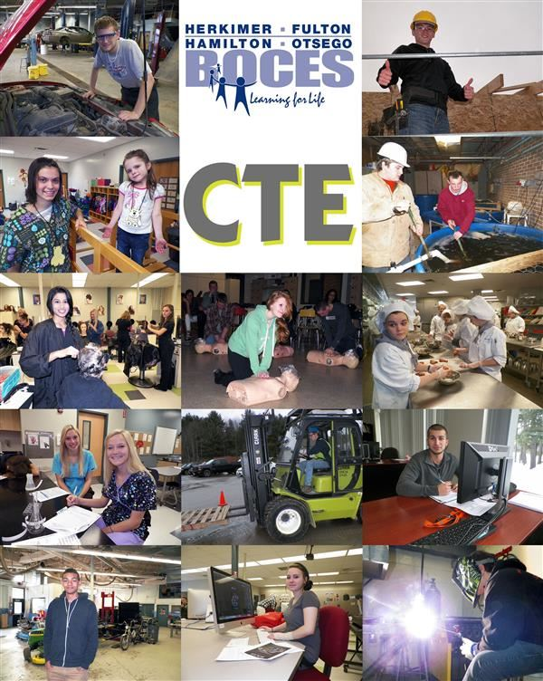 CTE Photo Collage