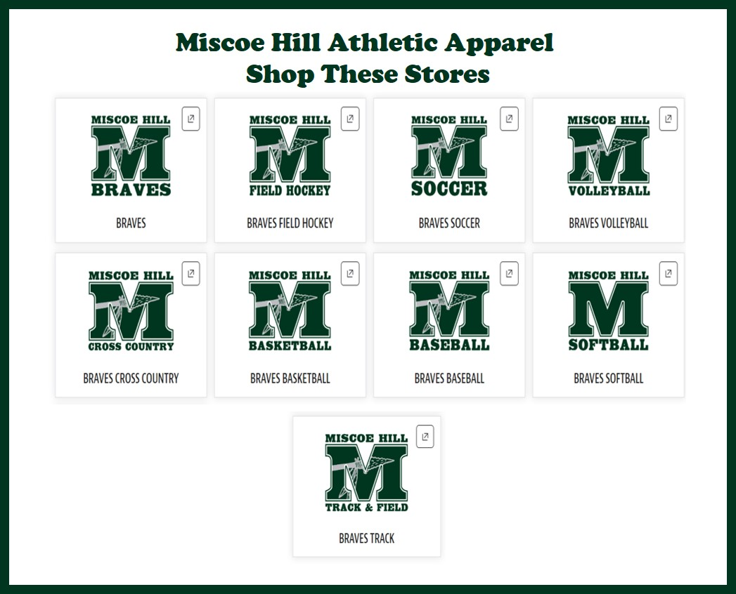 Miscoe Hill Athletic Apparel