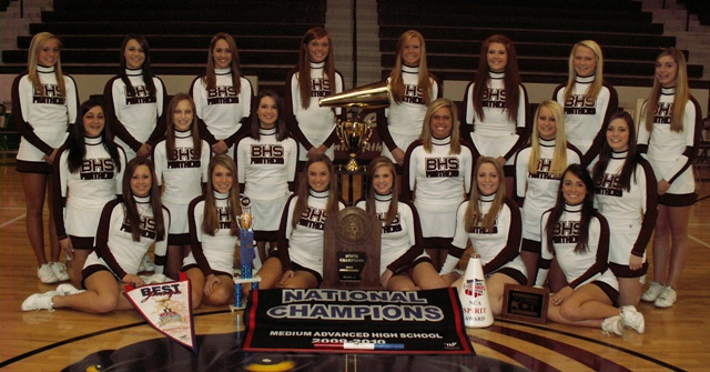 AAAAAA State Champions team picture
