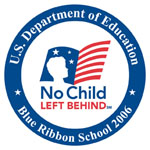 No Child Left Behind Act logo