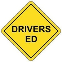 Drivers Ed Sign