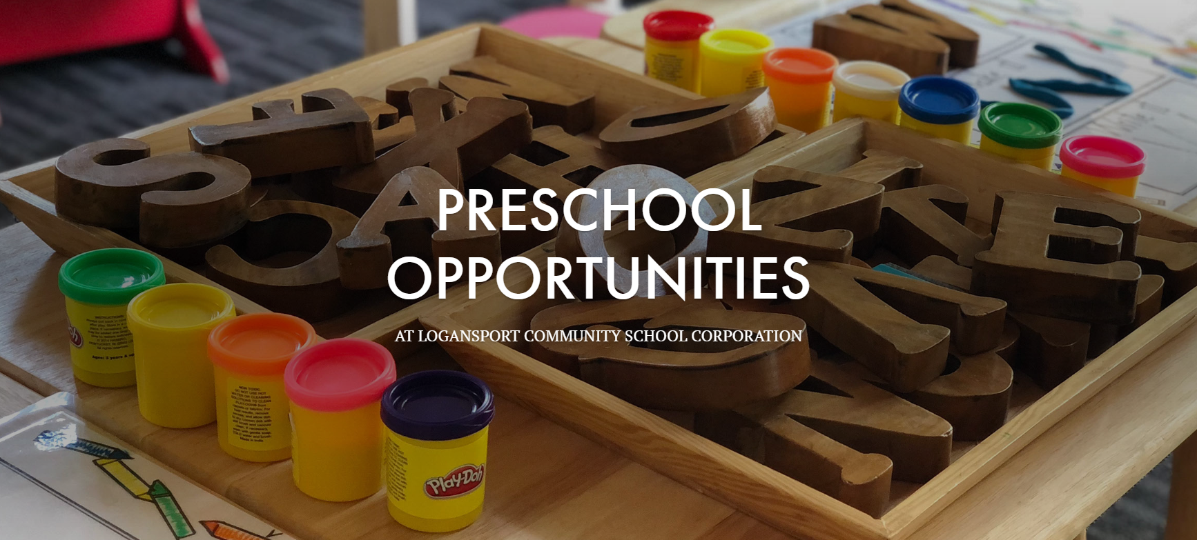 Preschool Opportunities at Logansport Community School Corp.
