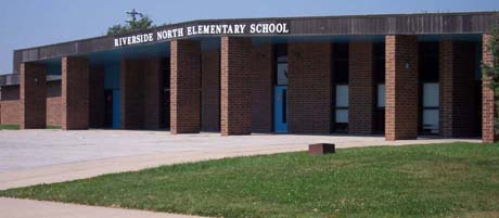 Riverside North Elementary School Building Picture