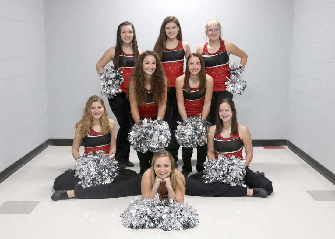 Dance team picture