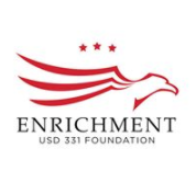 Enrichment USD 331 Foundation Eagle Logo