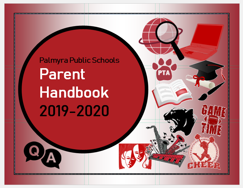District Parent Handbook Cover