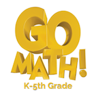 Go Math kindergarten through 5th grade