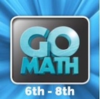 Go Math 6th through 8th grades