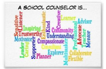 School Counselor is..