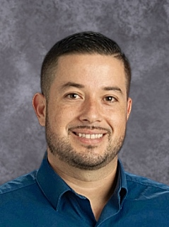 Mr. Davila - School Counselor