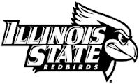Redbirds Illinois State Logo