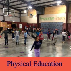 Physical Education Link Image