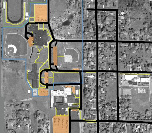 campus improvement photo