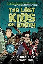 The Last Kids on Earth Book Cover
