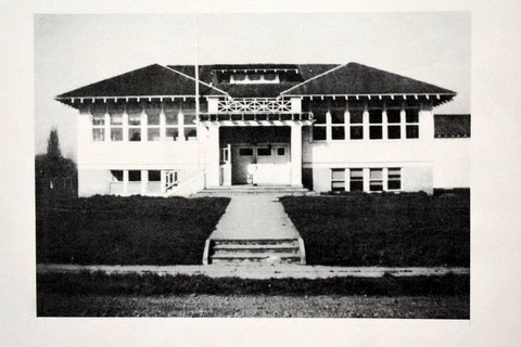 MS/HS Building in 1940