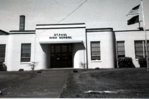 MS/HS Building in 1999