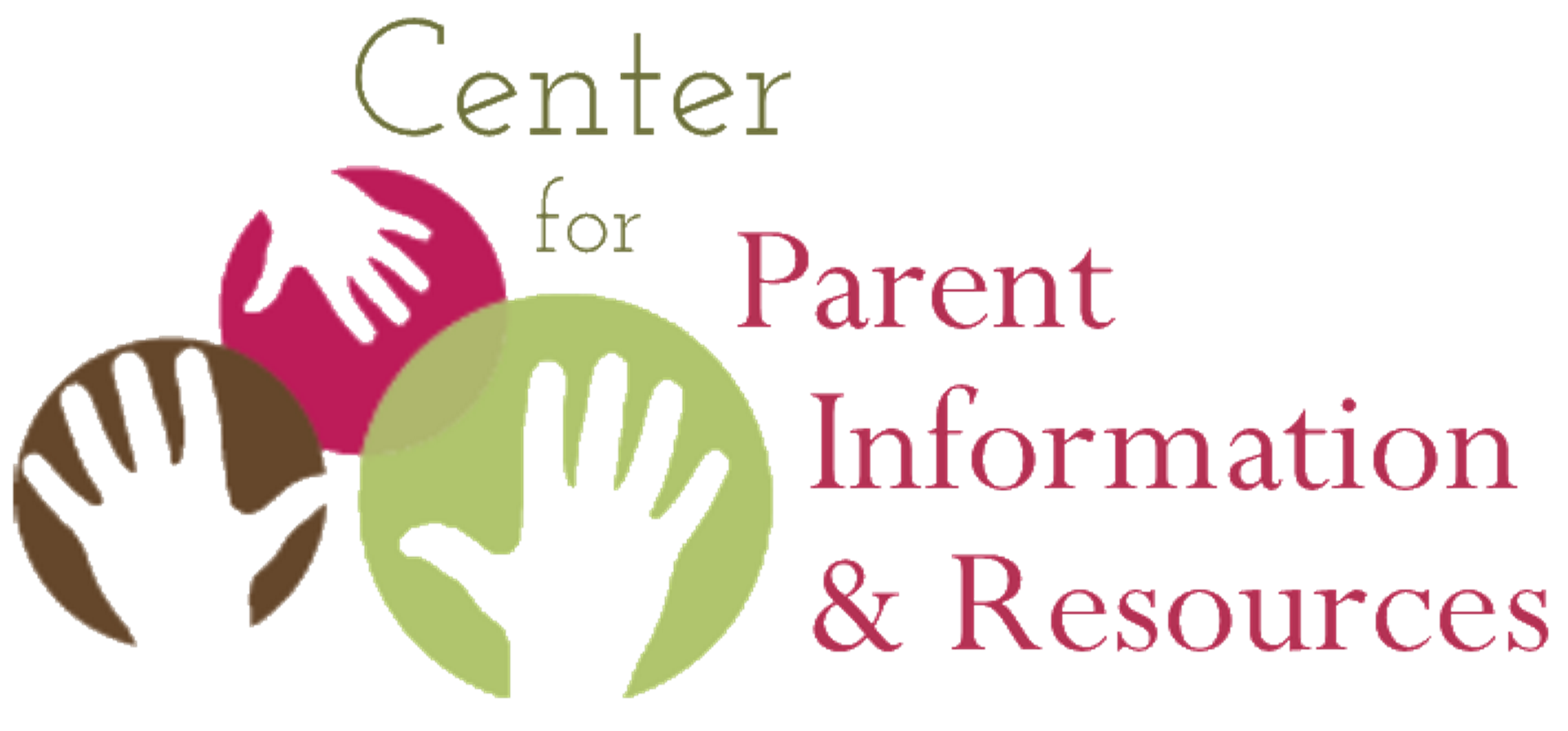 Center for Parent Information & Resources logo