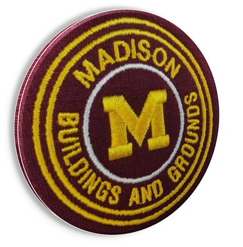 Madison Buildings and Grounds Dept. Logo