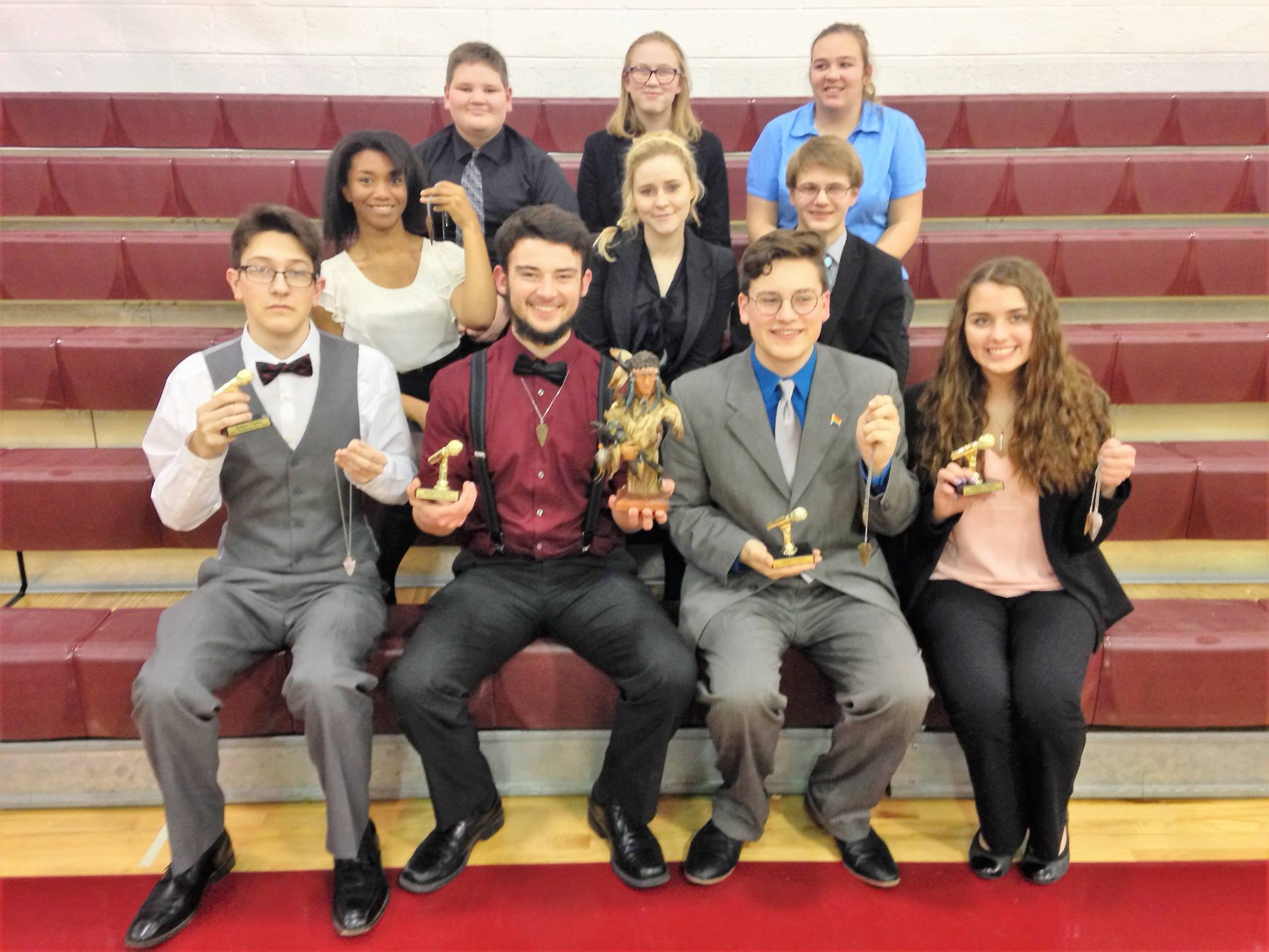 Speech Team Stockton 12-2-17