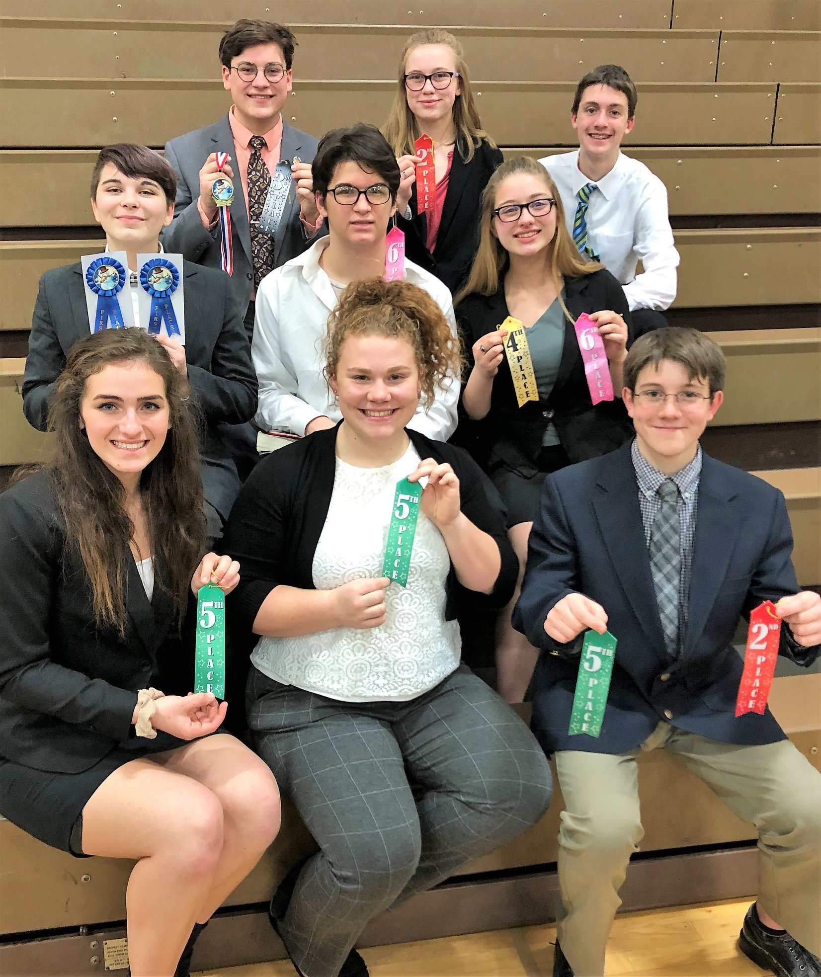 Speech Team Byron 12-15-18