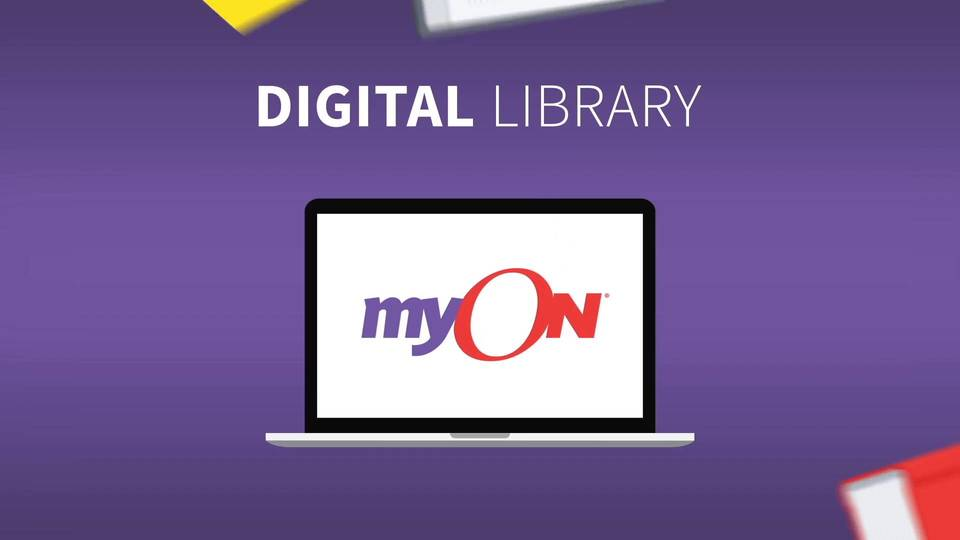 MyON Digital library