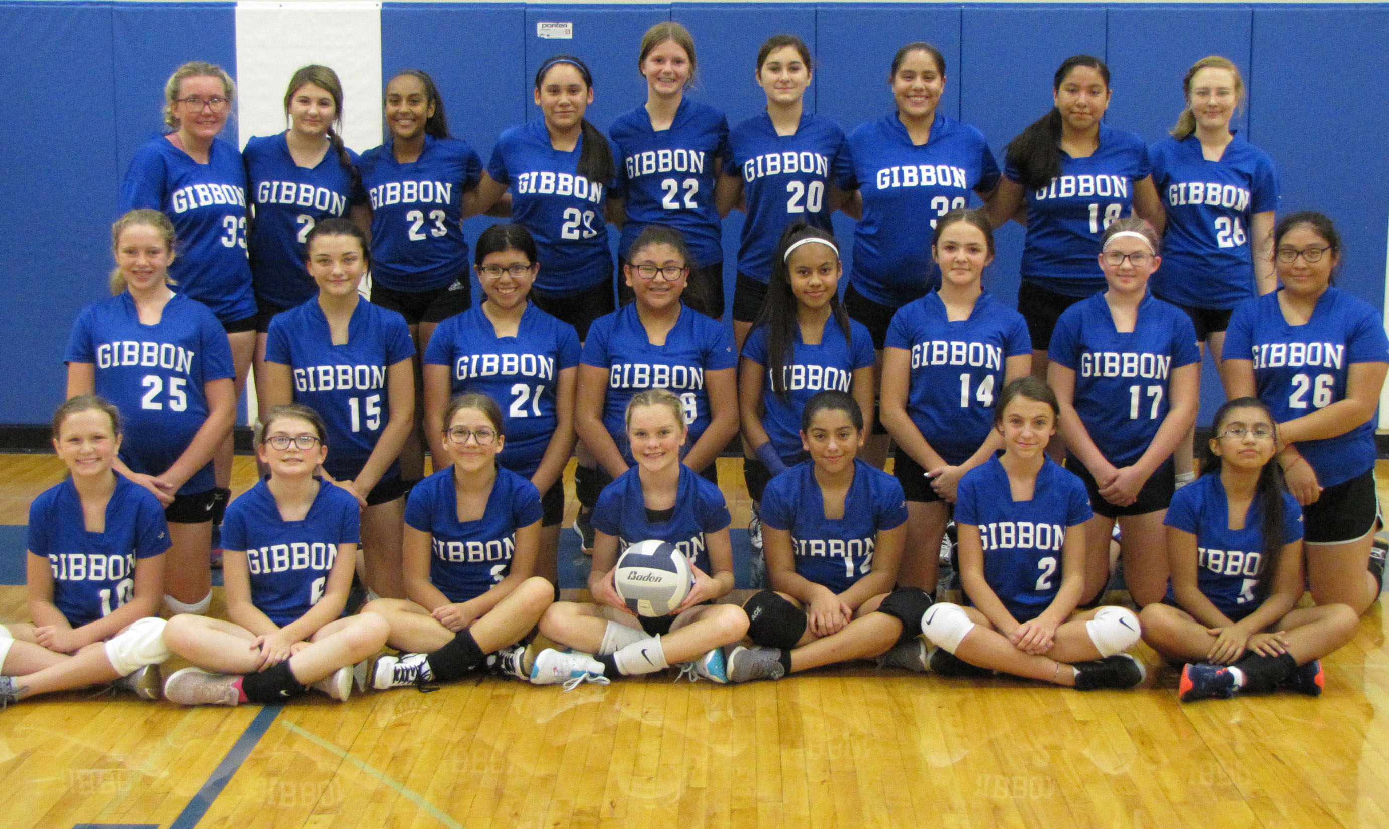 Jr High Volleyball