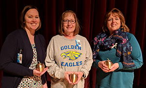 2018-19 Golden Apple Award Winners