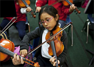 Study: Music Education Aids Cognitive Development
