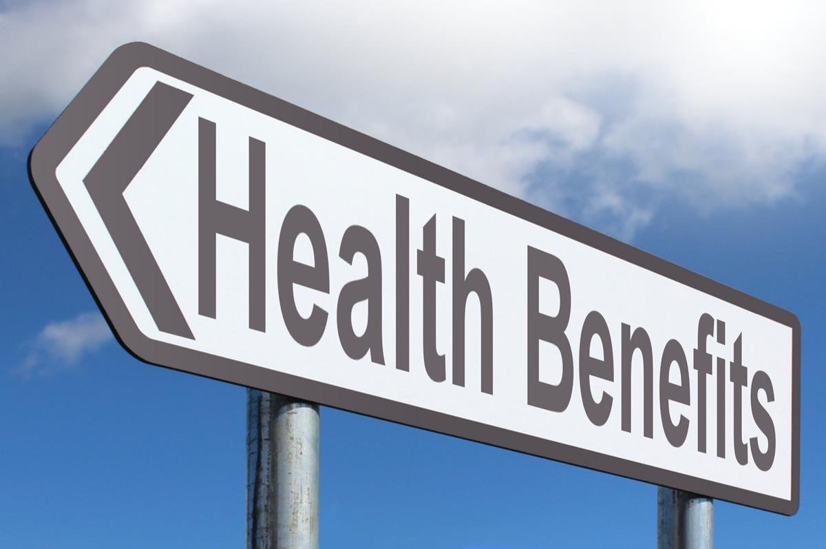 Summary of Health Benefits