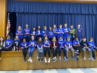 2020 Timberlane Science Fair winners
