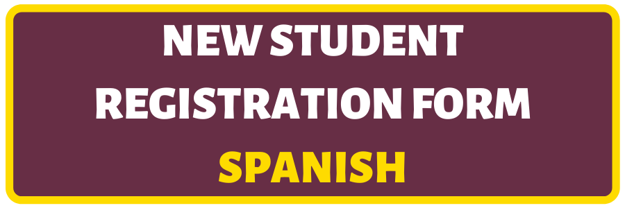 New Student Registration - Spanish