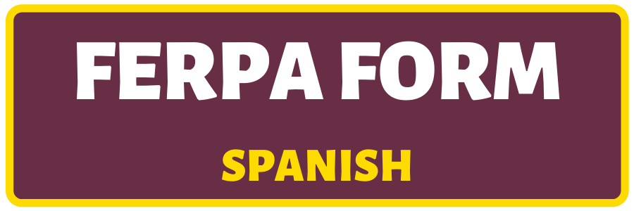 FERPA Form - Spanish
