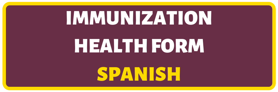 Immunization Health Form - Spanish