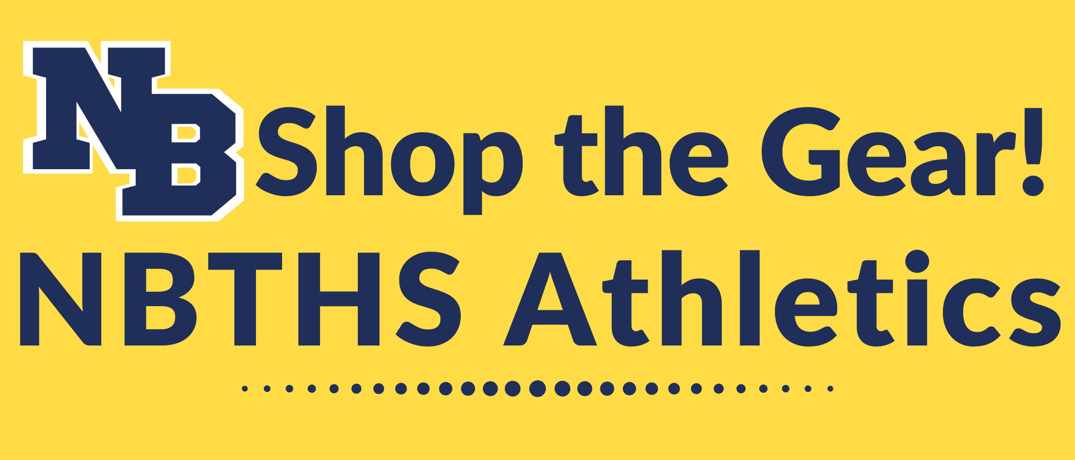 Shop the Gear! NBTHS Athletics