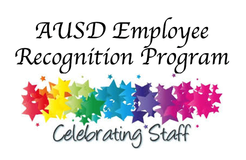 AUSD Employee Recognition Program