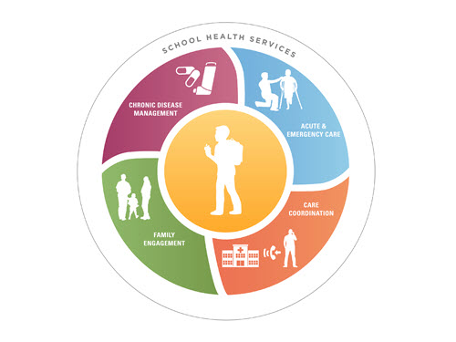 School Health Services model