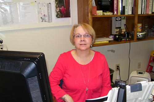Doris Locklear, Secretary (Maintenance)