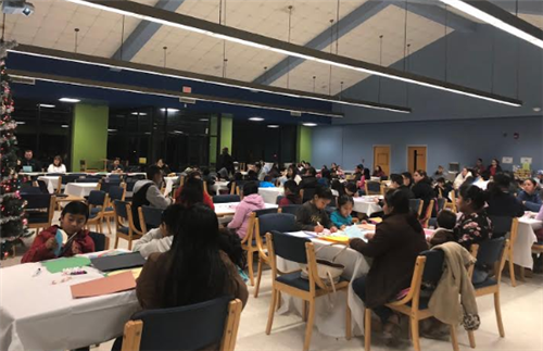 In the wake of Hania's death and Hurricane Florence the MEP Program provided a trauma-informed Parent Night that was attended by 160 people.