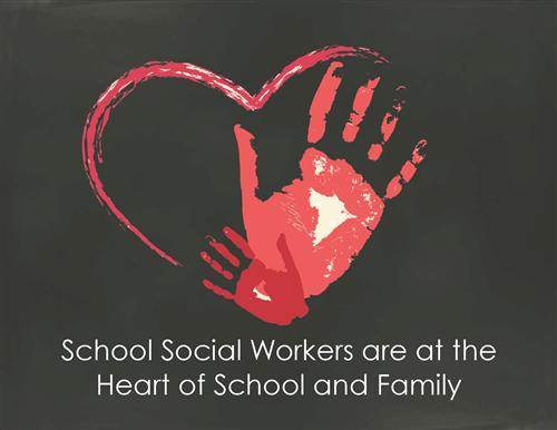 National School Social Worker March 2 - 6, 2020  image