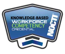 NOCTI Competency Credential Badge
