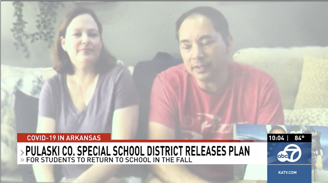 Parents share thoughts on returning to school