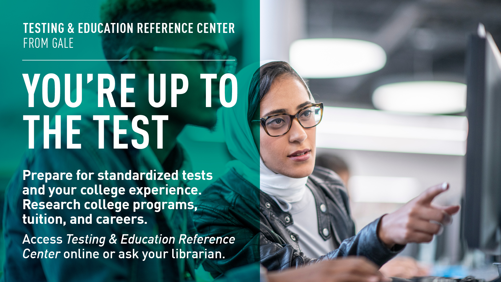 Testing & Education Reference Center (TERC)