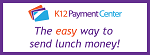Manage your students lunch account
